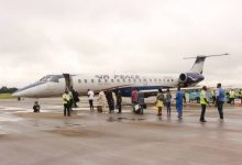 Commendations as first commercial flight takes off in Enugu airport