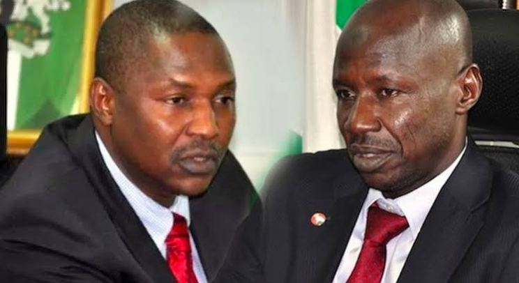 EFCC: AGF Malami clears air on conspiring against Magu