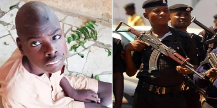 Father cage 16-yrs-old crippled son for years in Daura