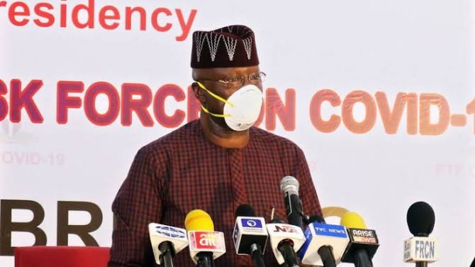 FG reveal reasons for increase in COVID-19 cases