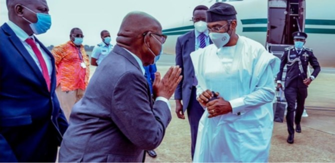 Ghana persecuting us since 2007, Nigerians tell Gbajabiamila