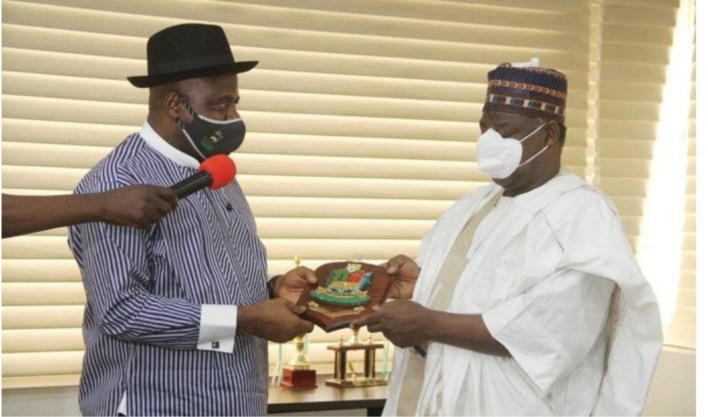 Gov Diri rejects categorisation of Bayelsa among states that are insolvent