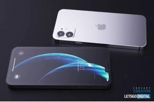iPhone 12, an upgraded version of iPhone 5?