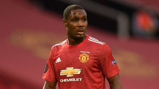 """""""It's not every man's dream that comes to pass, well mine did"""" - Odion Ighalo"""