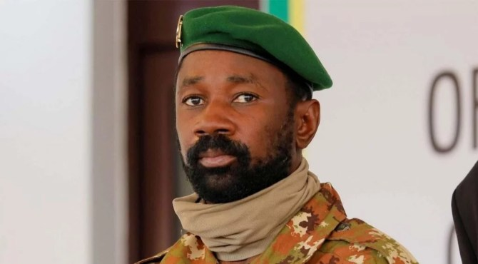 MALI: Ex-Defence minister, N'Daou named transition President, coup leader, Goita, VP