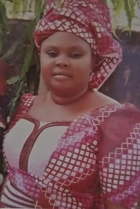 Photo of woman killed alongside her husband and three children in Kogi explosion surfaces