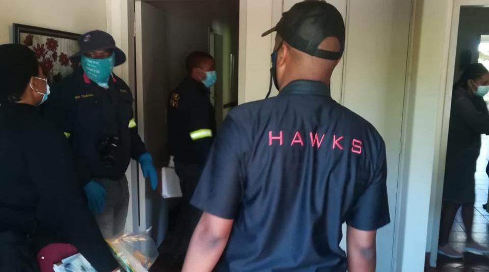 PHOTO: Police rescue 10 sex slaves from brothel, arrest five suspects in South Africa