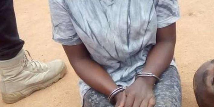Police arrest two female armed robbery suspects, 41 others in Abia