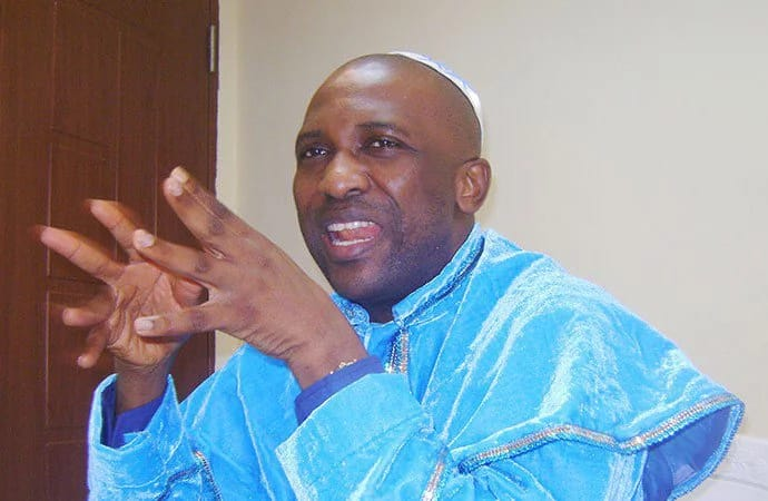 Ondo Guber: Primate Ayodele reveals what God told him ahead of October polls