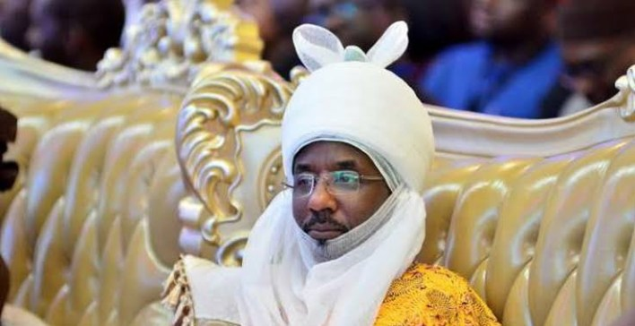 Sanusi to FG: Stop borrowing for projects