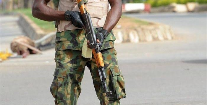 Soldier celebrating friend contesting election allegedly kills nine-year-old boy in Borno