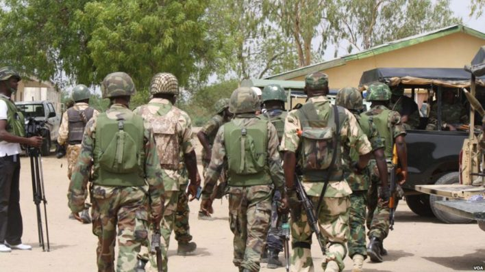 Boko Haram Commander, family surrender to troops in Borno