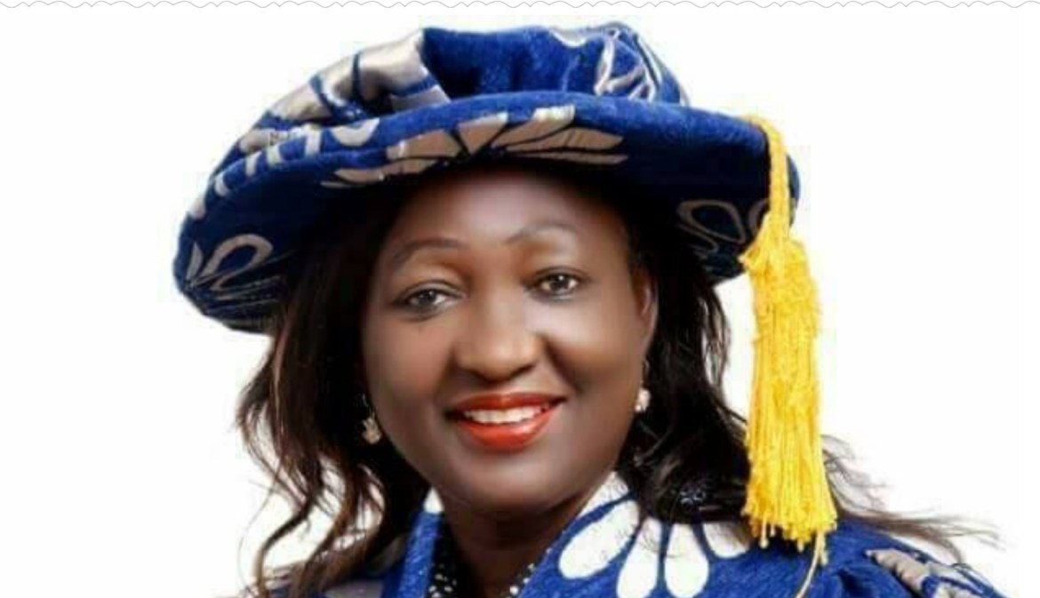UNICAL gets first female VC