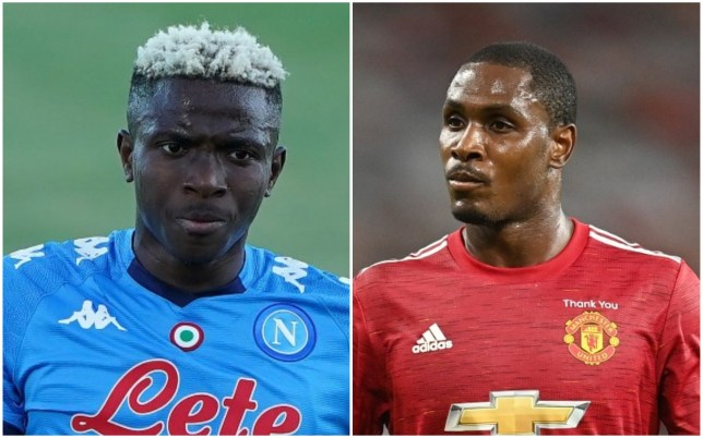 Victor Osimhen Refused Manchester United Transfer Because Of Odion Ighalo