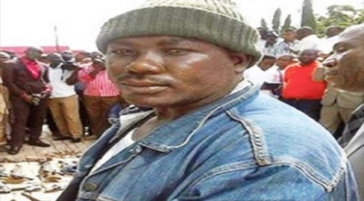 Wanted Benue gang leader Gana surrenders