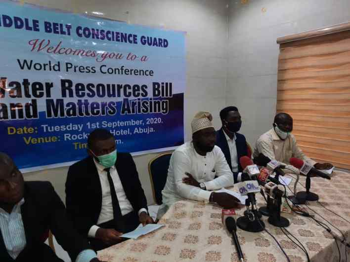 Water Resource Bill: Governor Ortom accused of plans to monopolize cattle business across middle-belt