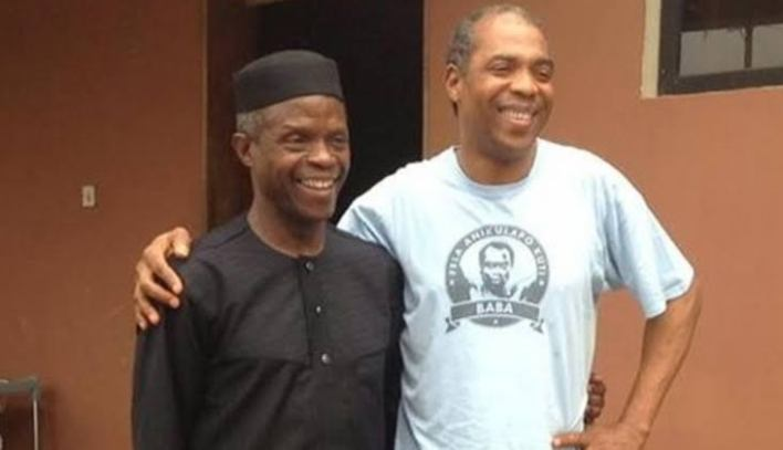Why I rejected Osinbajo's request to join APC, Femi Kuti opens up
