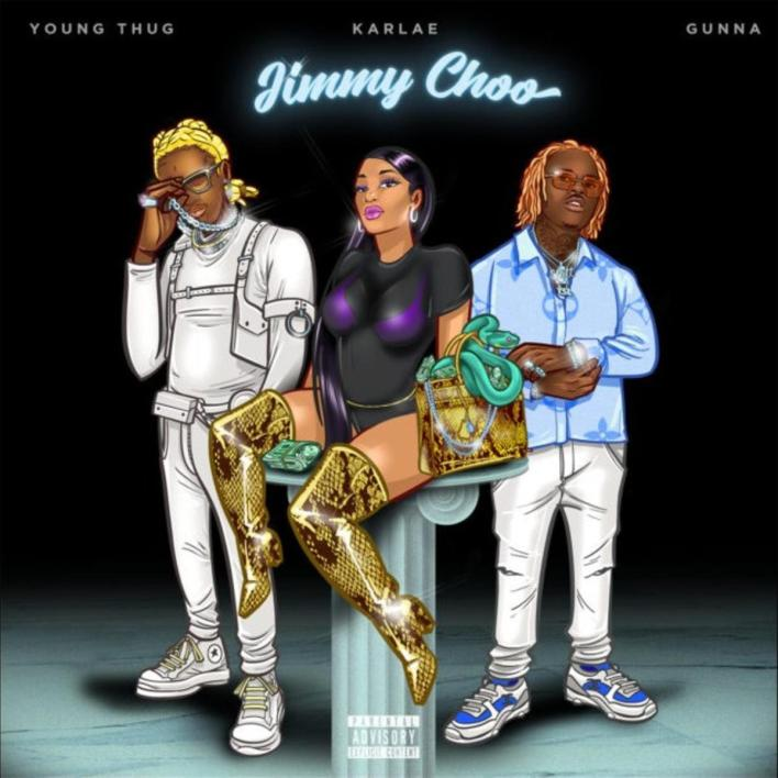 Karlae Ft. Young Thug & Gunna - Jimmy Choo | Mp3 Download