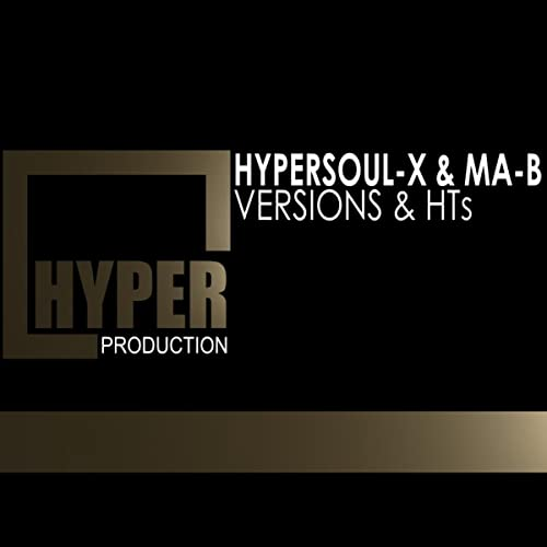HyperSOUL-X & Ma-B - For Your Love (Main Mix) Ft. Basetsana & Zack