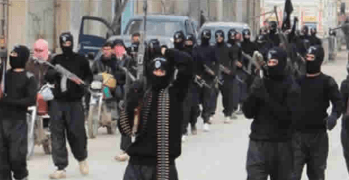 90 people perish as ISIS and Syrian fighters clash