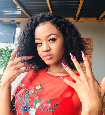 Fans show concern about Babes Wodumo's alleged weight loss