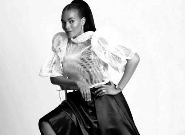 Connie Ferguson spills out 6 attributes you didn't know about her