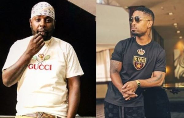"""""""Don't involve me in DJ Maphorisa's personal things,"""" says Prince Kaybee"""
