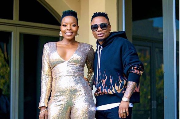Nomcebo is moved by how DJ Tira celebrated her birthday