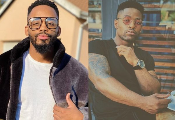 Donald and Prince Kaybee serve some bromance goals