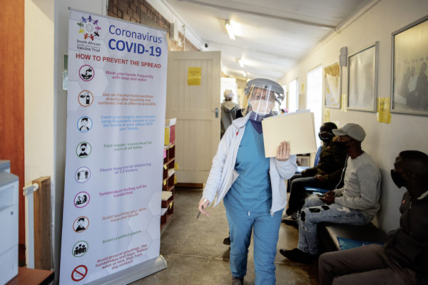 COVID-19 in SA: 2,056 new cases recorded