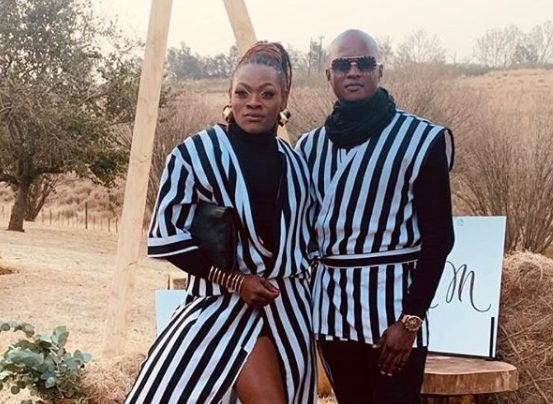 Khaya Dladla is officially engaged to her man – Photos