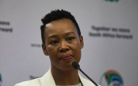 WhatsApp account of Minister Stella Ndabeni-Abrahams' has been hacked