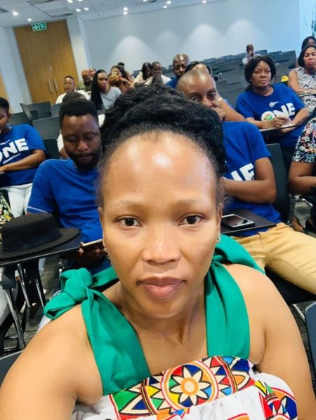 Axed DA member Molapo heads to court over revoked membership