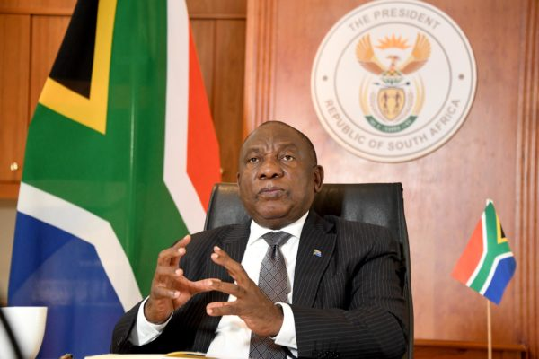 Ministers' lifestyle audits & KPIs to be signed off by Ramaphosa