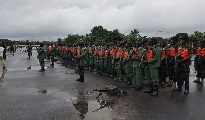 Crocodile Smile: Oduduwa Foundation  hails Nigerian Army over launch of internal security exercise