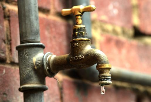 Water department worried about current water usage