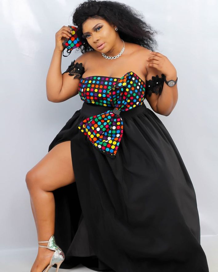Actress Queeneth Agbor speaks on having sex in public, shares sultry birthday photos