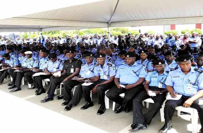 Assistant commissioner of police, 9 senior officers sacked