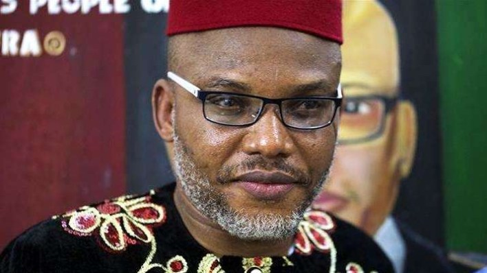 #EndSARS: Nnamdi Kanu reacts to formation of SWAT
