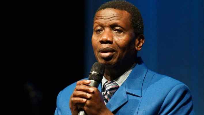 BREAKING: End SARS: RCCG leader Adeboye condemns military, police actions