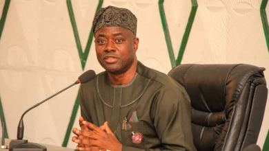 #EndSARS: Makinde bars police from engaging protesters in Oyo