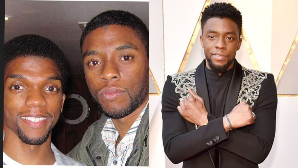 Chadwick Boseman: Late actor's brothers open up on final moment with him