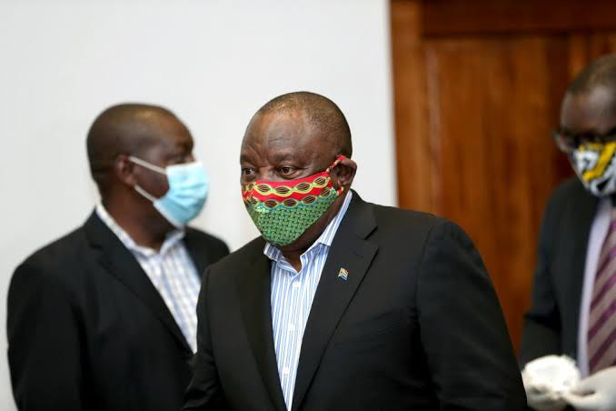 COVID-19: South African President Ramaphosa in self-quarantine