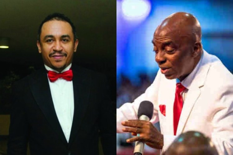 Daddy Freeze reacts after former CU student Bishop Oyedepo allegedly cursed becomes successful