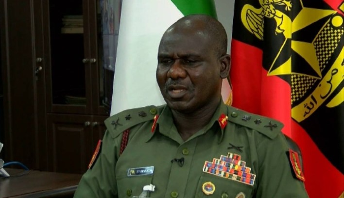 Despite killings, Chief of Army Staff, Buratai says service chiefs have not disappointed President Buhari