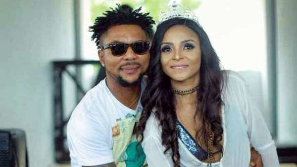 """""""Don't allow friends lead you astray"""" Oritsefemi continues to plead with his wife Nabila Fash on Instagram"""