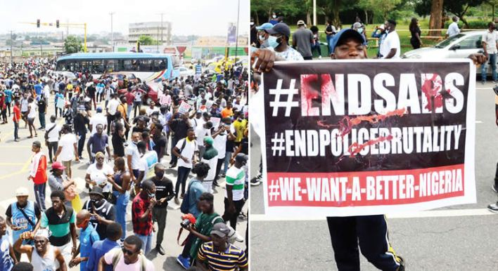 DSS opens up on alleged sponsoring of thugs to attack #EndSARS protesters