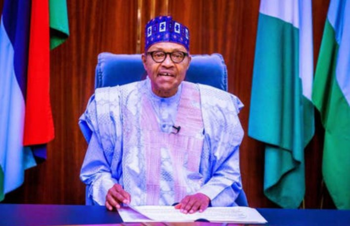 #EndSARS: Buhari addresses Nigerians, promises 'extensive reform' of Nigeria Police (VIDEO)