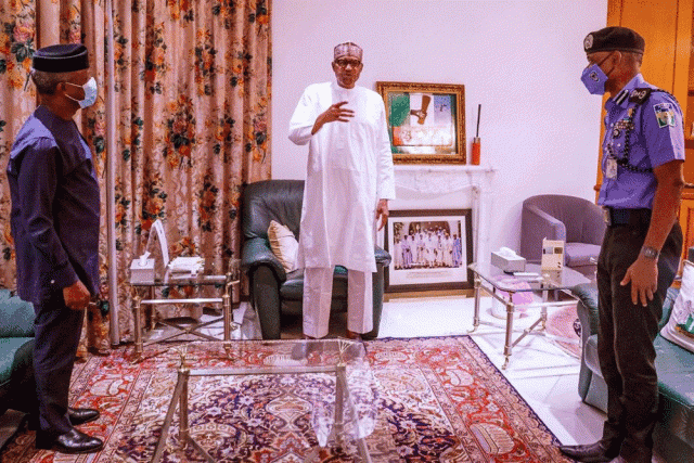 SARS Disbandment: Nigerians call for President Buhari to address the Nation