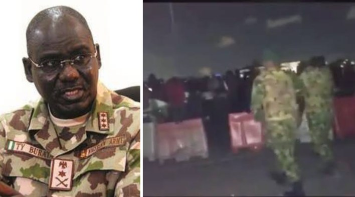 #EndSARS and the professionalism of the Nigerian Army